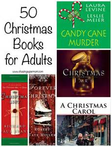 50 christmas books for adults holiday must read list chasing supermom