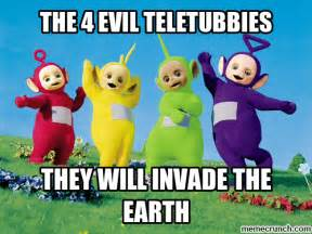 Teletubbies Memes - teletubby meme memes