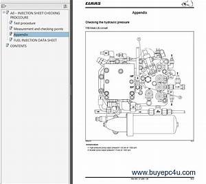 Claas Renault Atles 906 Tractor Service Manual Pdf