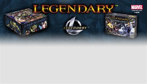 the upper deck company marvel legendary
