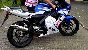 2011 Yamaha Tzr 50