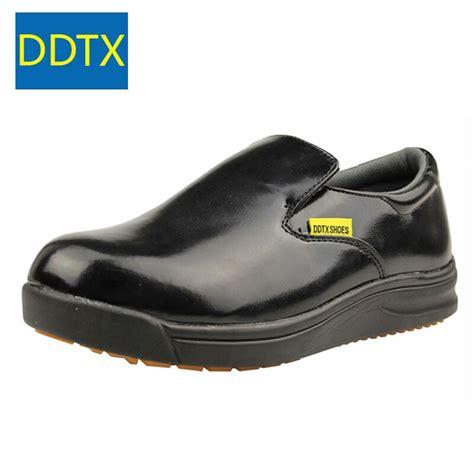 ddtx  slip kitchen work shoes men oil resistance