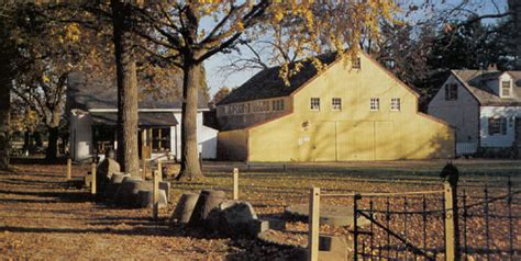 Yellow Barn Center Valley Pa by Landis Valley Museum The Legacy Of Two Brothers Lives On