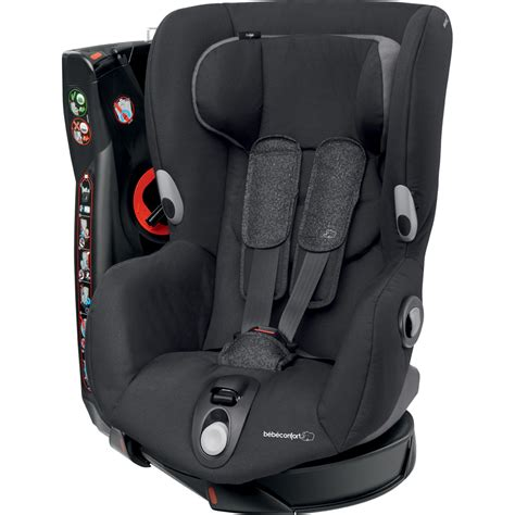 siege automobile siège auto axiss triangle black groupe 1 de bebe confort