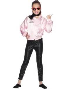 Grease Pink Ladies Jacket Costume