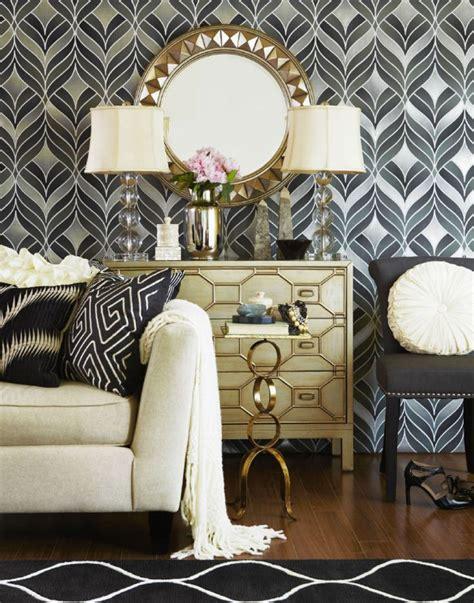 Creating An Art Deco Living Room