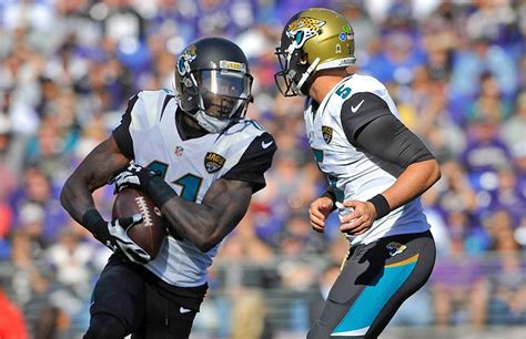 Jaguars WR Lee returns to the lineup | FOX Sports