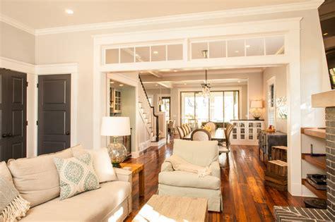 oak livingroom furniture historic whole house renovation living room
