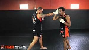 Basic Muay Boran Technique: Spinning Back Elbow - YouTube