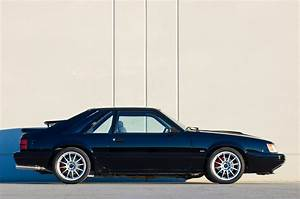 This 1986 Ford Mustang SVO's Built 2.3L Packs a V-8 Punch - Hot Rod Network