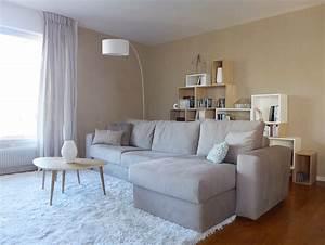 agence skea wwwskeadesignercom design d39espace With wonderful couleur peinture taupe clair 5 idee peinture salon sejour sol gris clair