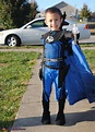 Homamade Megamind Costume for boys