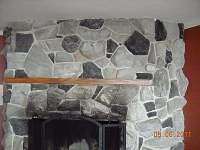 lava rock fireplace has any one done this remodeling diy chatroom home