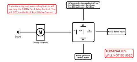 Automotive Cooling Fan Wiring Diagram by Electric Cooling Fan Faq