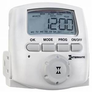 outdoor lighting timer home decoration club With outdoor lighting timers how to set