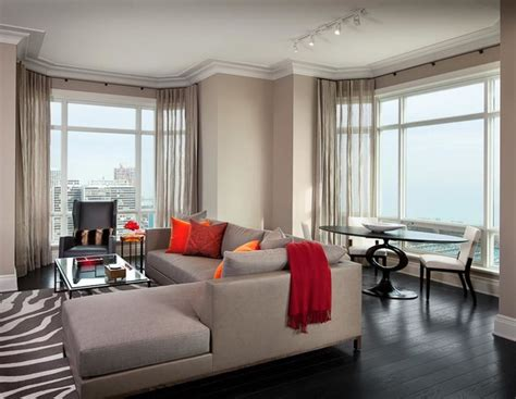 lincoln park luxury high rise model apartments designed