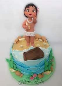 Moana Birthday Cake Topper