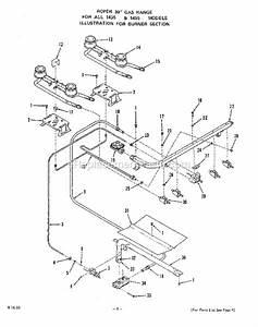 Roper 1435w1a Parts List And Diagram   Ereplacementparts Com