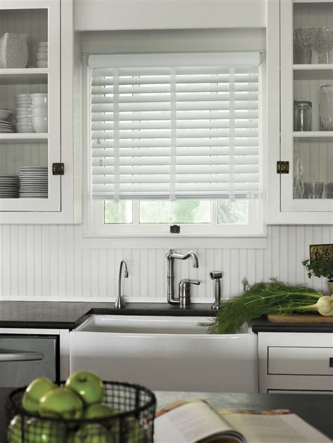 Kitchen Blinds And Shades by Best Window Treatments For Your Kitchen Window Factory