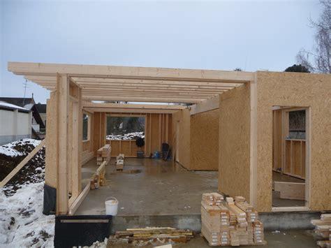 photo maison ossature bois arkobois nos maisons ossatures bois