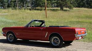 1964 1/2 Ford Mustang Convertible- Completely Restored- 1st year Edition - Classic Ford Mustang ...