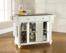 space saving kitchen islands kitchen small kitchen cart in white finish with large storage space kitchen space saving