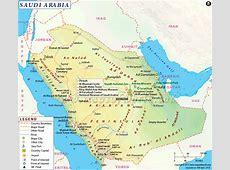 Saudi Arabia Travel Guide, Places to Visit in Saudi Arabia