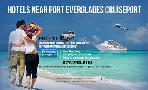 Fort Lauderdale Hotels Near Port Everglades Cruise Port