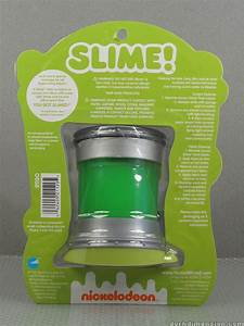 Dork Dimension: Toy Review: Nickelodeon Slime!