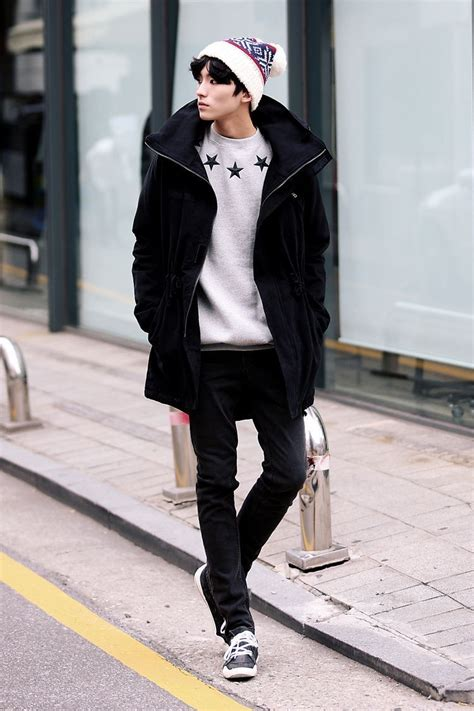 men s winter fashion menstyle mensfashion koreanfashion