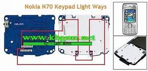 Nokia N70 Keypad Lights Ways