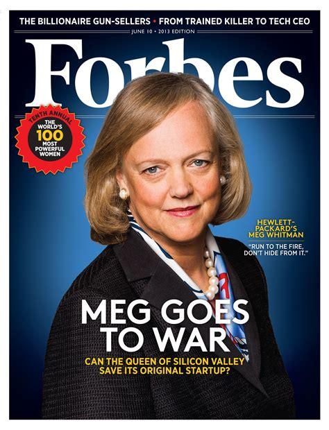 forbes announces   powerful women   cbs news