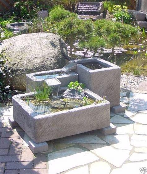 Garten Springbrunnen Aus Stein by Gartenbrunnen Brunnen Springbrunnen Wasserspiel