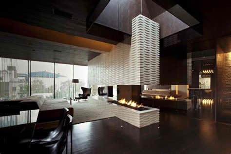 Modern House Interior Design by Ultra Modern House Interiors