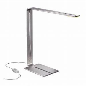 Lampe LED De Bureau Au Design Moderne Un Luminaire D