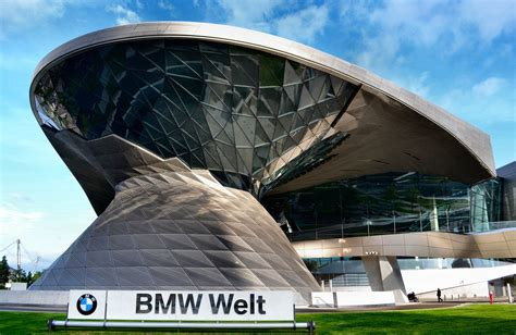 Bmw Welt by Bmw Welt And Museum In Munich Germany Encircle Photos