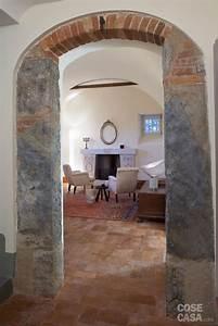 simple d with pareti in mattoni per interni