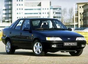 DAEWOO Espero - 1990, 1991, 1992, 1993, 1994, 1995, 1996, 1997 - autoevolution