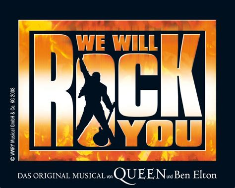 We Will Rock You, Tournee