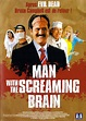 Man with the Screaming Brain (2005) French dvd movie cover
