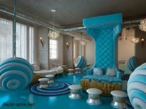 unique home interior design turquoise living room interior design ideas