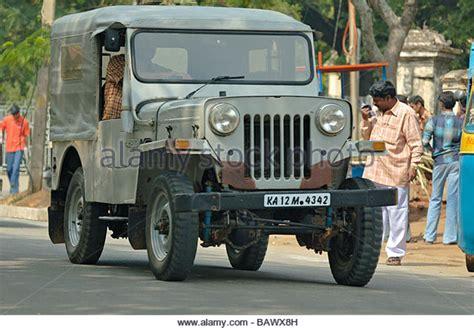 indian jeep mahindra mahindra jeep india stock photos mahindra jeep india