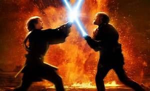 The Best Star Wars Lightsaber Battles | The Mad Movie Man