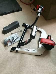 Elite Qubo Digital Smart B  Indoor Bike Trainer For Sale