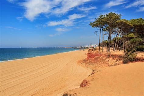 Praia Do Almargem Quarteira The Algarve Beaches