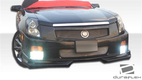 Cadillac Cts Platinum Style Front Bumper 03 04 05 06 07 By