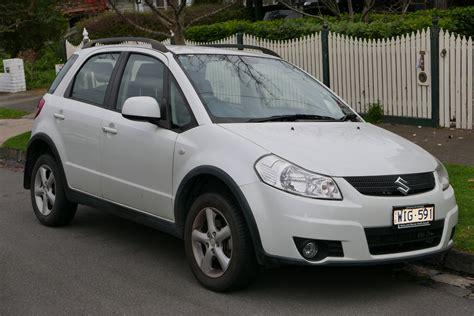 2008 Suzuki Sx4 by File 2008 Suzuki Sx4 Gyb S 4wd Hatchback 2015 07 09 01