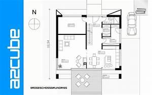 Haus Raumaufteilung Beispiele : a2cube eg gef llt mir pinterest w rfel suche und haus ~ Lizthompson.info Haus und Dekorationen
