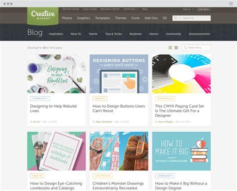 blog design 14 design blogs every creative should bookmark