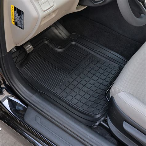 floor mats for cars hd 3d rubber car floor mats auto liners all weather 3pc